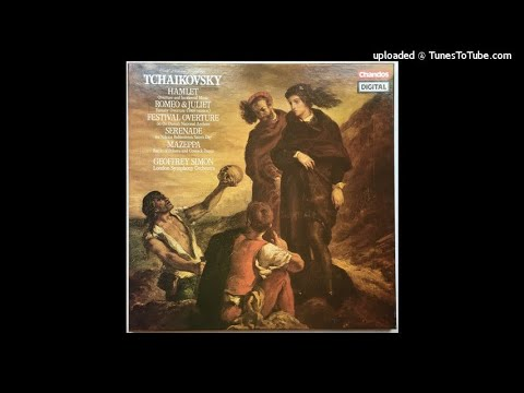 Tchaikovsky : Hamlet, Overture & Entr'actes from the incidental music Op.67a (arr. 1891)