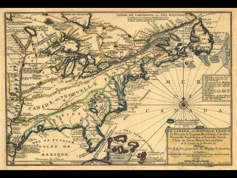 ASMR - Louisiana, Quebec: History of New France