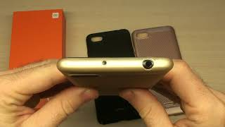 Чехол для Xiaomi Redmi 6a Dots видеообзор(, 2018-10-19T13:44:15.000Z)