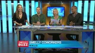 WWJD: Working With A Smelly Coworker