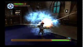 Maximo Vs Army Of Zin Walkthrough (PS2) level 13: Old Wounds... (um.. boss?)