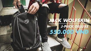 JACK WOLFSKIN J-PACK DELUXE | BALOCENTER.COM