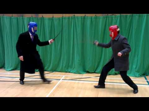 Best Fencing Outfit - Businessman 1