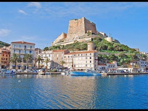 Places To See In Corsica France Bonifacio