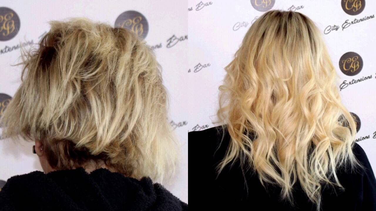 Tape Extensions Micro Link Extensions Fusion Extensions Brazilian