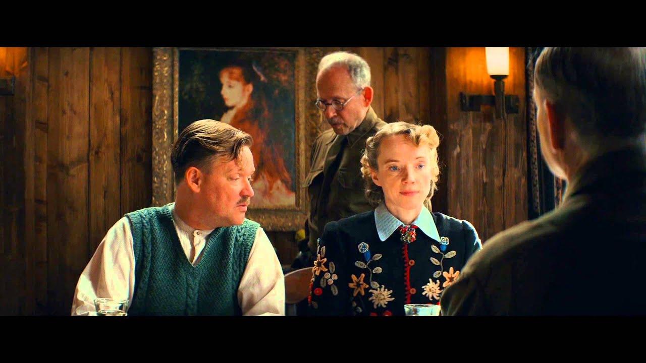 "Download The Monuments Men | ""German Cottage"" | Clip HD"