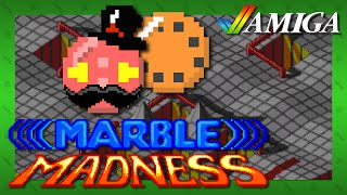 THIS IS MADNESS! - Marble Madness (Amiga)
