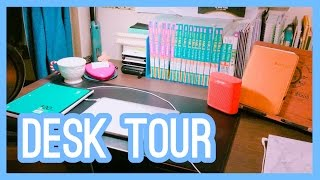 MY DESK TOUR (Medical Student Edition)