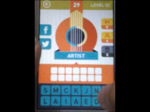 Icon Pop Song Level 2 Answers