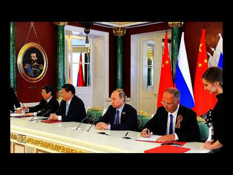 Xi Jinping Says Ready to Give Renewed Drive to Russia, China Relations | #Politics