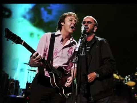 Walk with you - Ringo Starr  .wmv