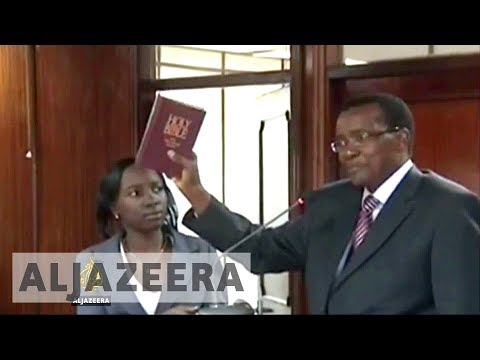 Kenyans fascinated by judge who annulled president's election win