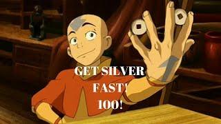 Roblox, Avatar Der letzte Airbender, Wie man Silber schnell bekommt!