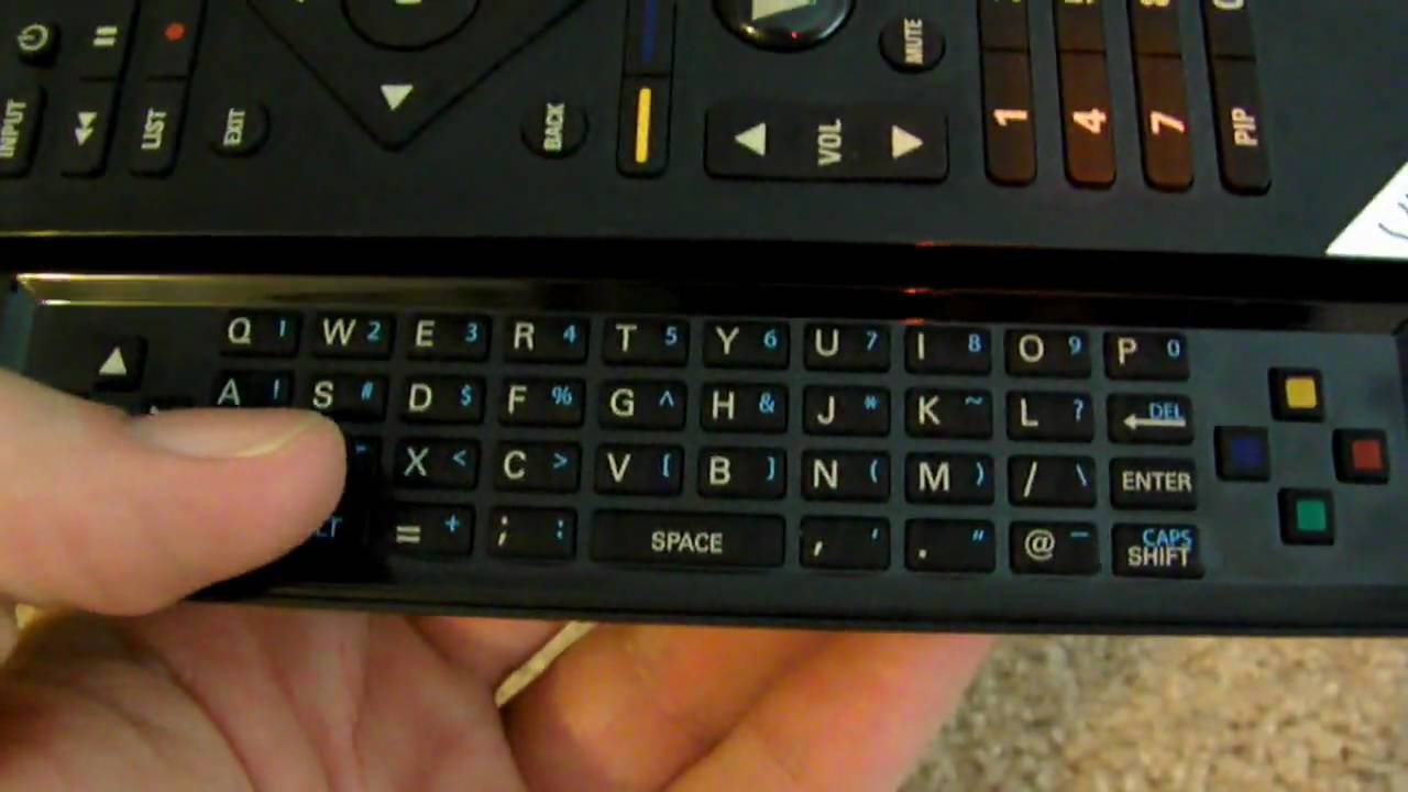 vizio tv remote with keyboard. vizio tv remote with keyboard i