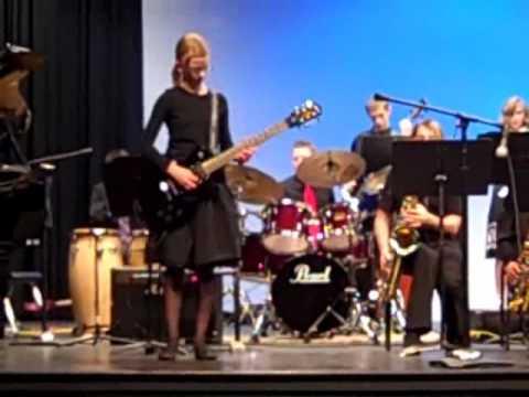 Pleasant Grove Jr. High's Winter Showcase-Boom Boom