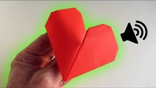 Origami Beating Heart ( Mother