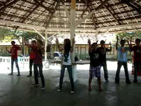 BUMNGAONKA ILOCOS SUR, Dance Steps, Langen Pamilia Misyon, Dec 27, 2010 179.MPG