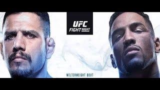 UFC Rafael Dos Anjos vs Kevin Lee Recap   MMANUTS MMA Podcast