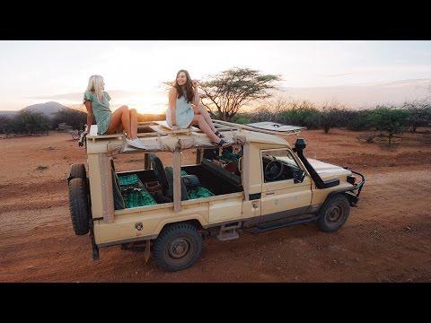 EPIC SAFARI ADVENTURE - Kenya Trip Day 2