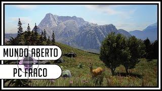 10 JOGOS DE MUNDO ABERTO PARA PC FRACO pt.1