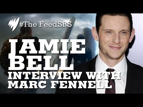 Jamie Bell interview with Marc Fennell I The Feed