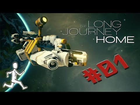 The Long Journey Home ► #01 Houston, we have a problem! ◄ Deutsch / German Gameplay