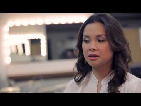 Lea Salonga  --The Song That Changed My Life-- Part 1