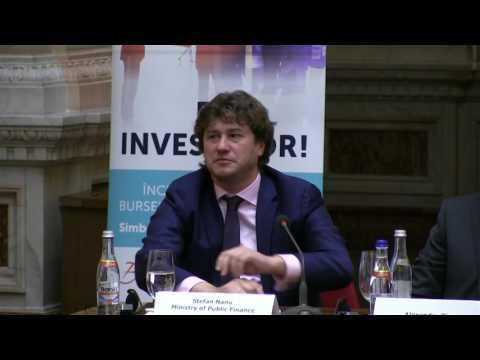Romania Outlook - Economy roundtable | Panel