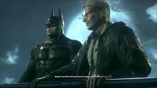 THE DARK KNIGHT| Batman Arkham Knight- Part 1