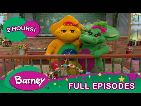 Download Barney | Imagination | Family Show | Full Episodes| Season 10