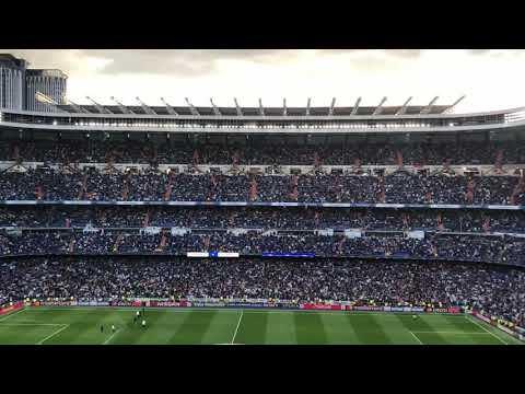 Hala Madrid (y nada mas) - Real Madrid vs. Bayern Munich - 2018/05/01 - Full Song