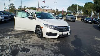 2016 Honda Civic Sedan Westlake, Simi Valley, Newbury Park, Camarillo, Thousand Oaks, CA 87807A