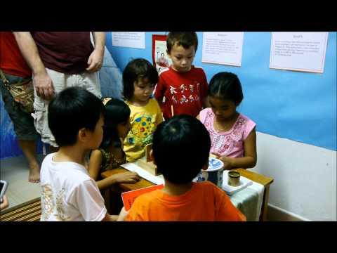 20110924 Bridges Montessori - Asian Fair- Japan