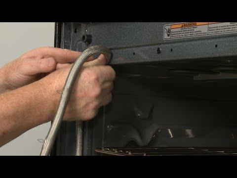 Oven Door Gasket - Kitchenaid Electric Slide-In Range Model #KSEB900ESS2
