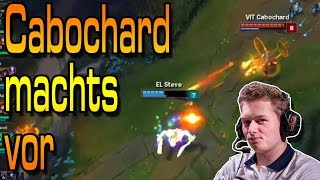 LoL: Cabochard machts vor - Lucian Toplane [Analyse/Guide]