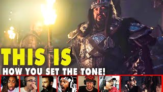 Gamers Reactions To The Absolutely EPIC Opening Sequence To Ghost of Tsushima   Mixed Reactions