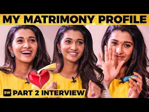 என் Matrimony பாத்தா Mappilai தரமாட்டாங்க..! – Priya Bhavani Shankar Reveals Funny Stories