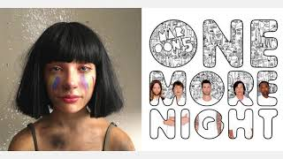 Sia, Maroon 5 & Kendrick Lamar (Mashup) - The Greatest One More Night