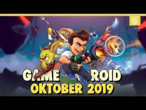5 Game Android Terbaru Dan Terbaik Oktober 2019 | Offline & Online