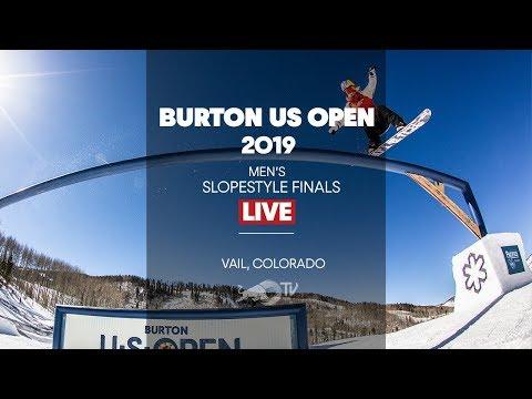 FULL SHOW - Burton US Open Men's Slopestyle Finals
