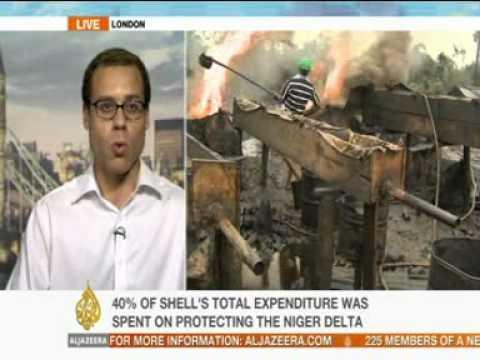 Al Jazeera on Platform's investigation into Shell's leaked security spending