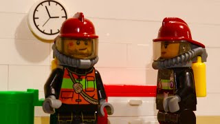 Lego Fire Department- Rescue