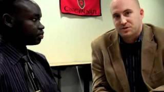 """Lost Boys of Sudan"" Interview"