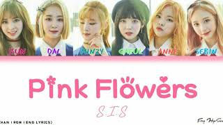 [3.81 MB] S.I.S (에스아이에스) - 분홍꽃 (Pink Flowers) [Color Coded Han|Rom|Eng Lyrics] 가사