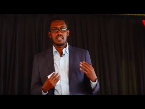 The surprising research data that shows Mogadishu really is rising | Abdi Aynte | TEDxMogadishu