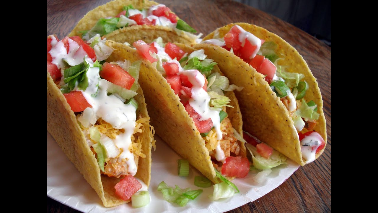 how to make the best tacos