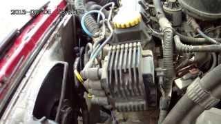 Вентилятор радиатора включается на повышенные обороты при включении кондиционера(, 2013-08-05T15:58:24.000Z)