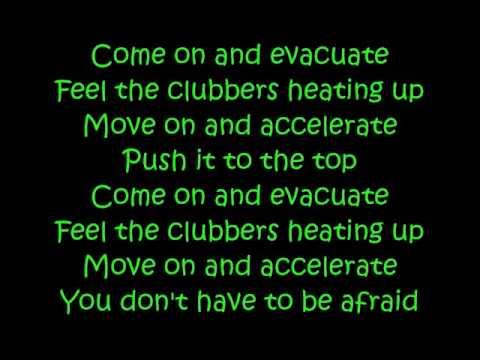 Cascada - Evacuate The Dancefloor - Lyrics Full HQ