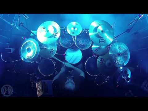 VADER@Wings/Angels Of Steel-James Stewart-Live in Poland 2016 (Drum Cam)