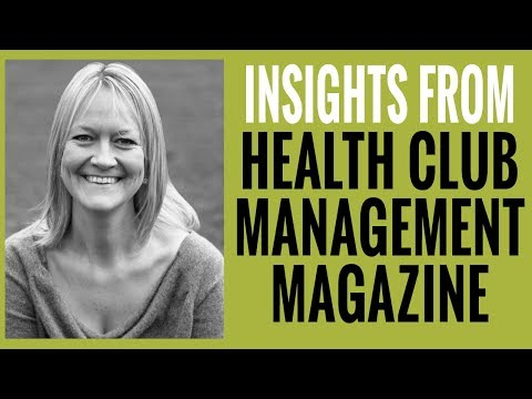 074 Kate Cracknell - Insights from the Editor of Health Club Management Magazine